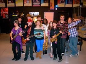 Rock On Workshop 2012